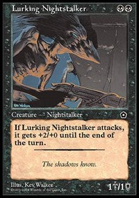 Lurking Nightstalker [Portal Second Age] | Eastridge Sports Cards & Games