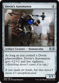 Dovin's Automaton [Ravnica Allegiance] | Eastridge Sports Cards & Games