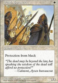 Death Speakers [Fifth Edition] | Eastridge Sports Cards & Games