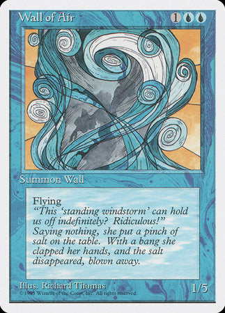 Wall of Air [Fourth Edition] | Eastridge Sports Cards & Games