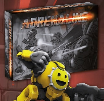 Adrenaline | Eastridge Sports Cards & Games