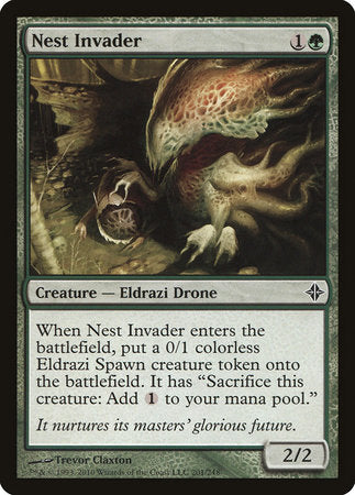 Nest Invader [Rise of the Eldrazi] | Eastridge Sports Cards & Games