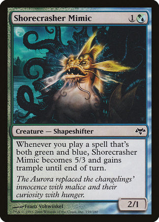 Shorecrasher Mimic [Eventide] | Eastridge Sports Cards & Games