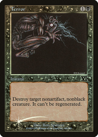 Terror [Friday Night Magic 2000] | Eastridge Sports Cards & Games