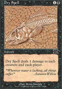 Dry Spell [Classic Sixth Edition] | Eastridge Sports Cards & Games