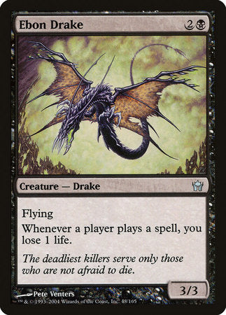 Ebon Drake [Fifth Dawn] | Eastridge Sports Cards & Games