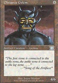 Obsianus Golem [Classic Sixth Edition] | Eastridge Sports Cards & Games