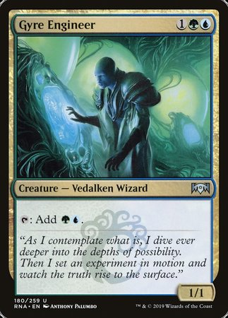 Gyre Engineer [Ravnica Allegiance] | Eastridge Sports Cards & Games