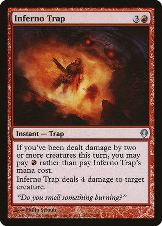 Inferno Trap [Archenemy] | Eastridge Sports Cards & Games