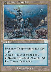 Svyelunite Temple [Classic Sixth Edition] | Eastridge Sports Cards & Games