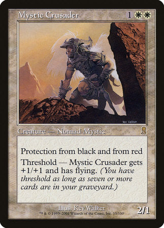 Mystic Crusader [Odyssey] | Eastridge Sports Cards & Games