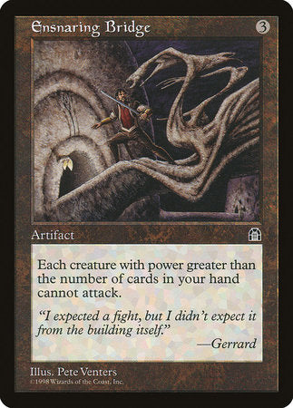 Ensnaring Bridge [Stronghold] | Eastridge Sports Cards & Games