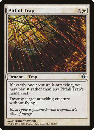 Pitfall Trap [Zendikar] | Eastridge Sports Cards & Games