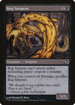 Bog Serpent [Planar Chaos] | Eastridge Sports Cards & Games