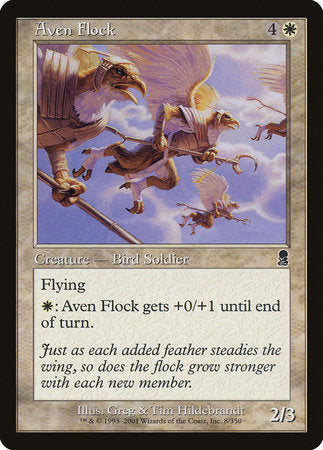 Aven Flock [Odyssey] | Eastridge Sports Cards & Games