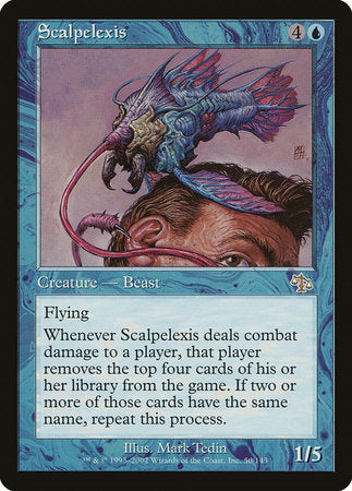 Scalpelexis [Judgment] | Eastridge Sports Cards & Games