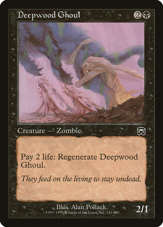 Deepwood Ghoul [Mercadian Masques] | Eastridge Sports Cards & Games