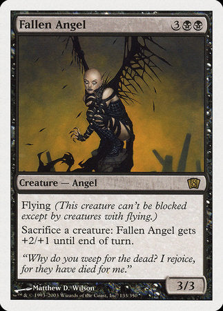 Fallen Angel [Eighth Edition] | Eastridge Sports Cards & Games