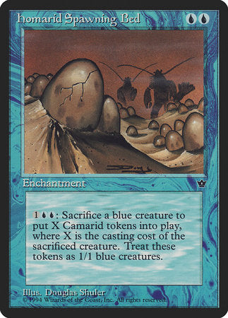 Homarid Spawning Bed [Fallen Empires] | Eastridge Sports Cards & Games
