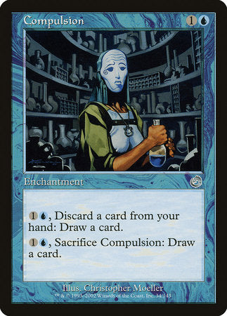 Compulsion [Torment] | Eastridge Sports Cards & Games