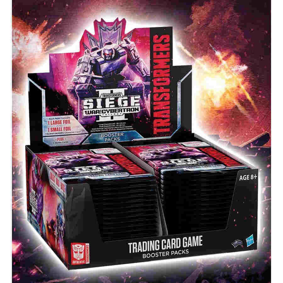 Transformers TCG: War for Cybertron - Siege II Booster Box | Eastridge Sports Cards & Games