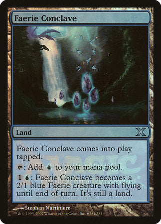 Faerie Conclave [Summer of Magic] | Eastridge Sports Cards & Games