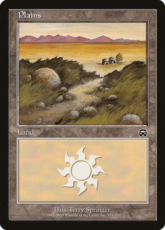 Plains (331) [Mercadian Masques] | Eastridge Sports Cards & Games
