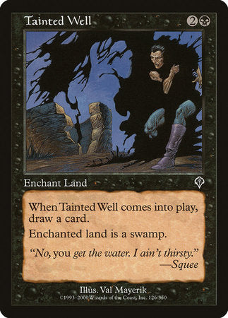 Tainted Well [Invasion] | Eastridge Sports Cards & Games