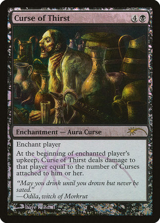 Curse of Thirst [Wizards Play Network 2012] | Eastridge Sports Cards & Games