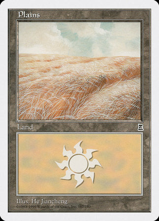Plains (167) [Portal Three Kingdoms] | Eastridge Sports Cards & Games