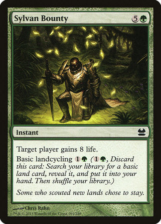 Sylvan Bounty [Modern Masters] | Eastridge Sports Cards & Games