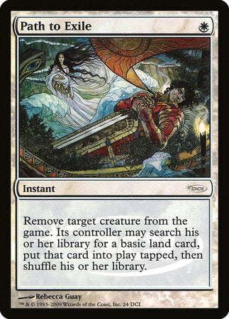Path to Exile [Wizards Play Network 2009] | Eastridge Sports Cards & Games