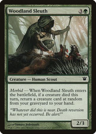 Woodland Sleuth [Innistrad] | Eastridge Sports Cards & Games