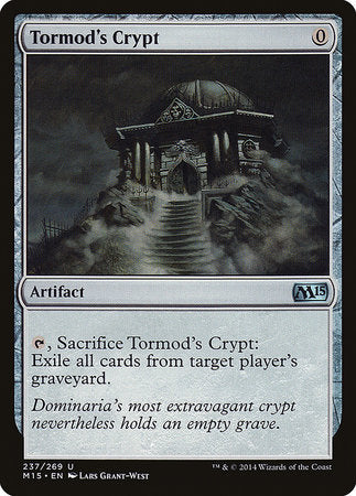 Tormod's Crypt [Magic 2015] | Eastridge Sports Cards & Games