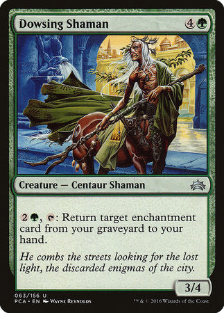 Dowsing Shaman [Planechase Anthology] | Eastridge Sports Cards & Games