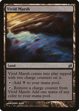 Vivid Marsh [Lorwyn] | Eastridge Sports Cards & Games