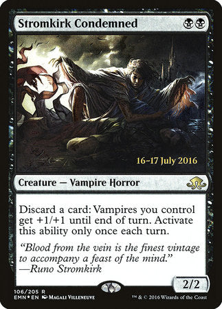 Stromkirk Condemned [Eldritch Moon Promos] | Eastridge Sports Cards & Games