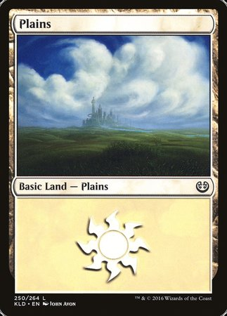 Plains (250) [Kaladesh] | Eastridge Sports Cards & Games