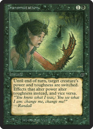 Transmutation [Legends] | Eastridge Sports Cards & Games