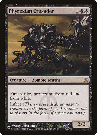 Phyrexian Crusader [Mirrodin Besieged] | Eastridge Sports Cards & Games