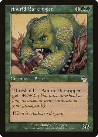 Anurid Barkripper [Judgment] | Eastridge Sports Cards & Games