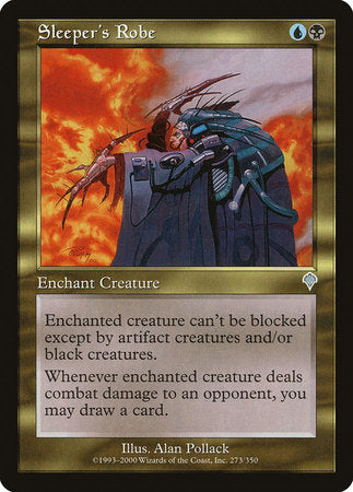 Sleeper's Robe [Invasion] | Eastridge Sports Cards & Games