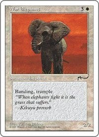 War Elephant [Chronicles] | Eastridge Sports Cards & Games