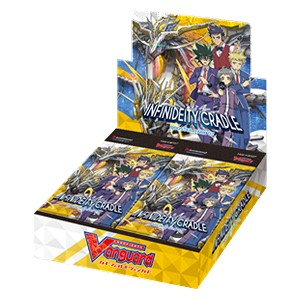 Cardfight!! Vanguard - Infinideity Cradle Booster Box | Eastridge Sports Cards & Games