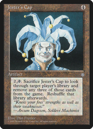 Jester's Cap [Ice Age] | Eastridge Sports Cards & Games