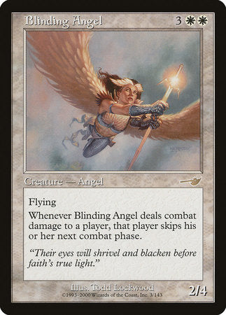 Blinding Angel [Nemesis] | Eastridge Sports Cards & Games