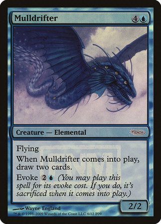 Mulldrifter [Friday Night Magic 2009] | Eastridge Sports Cards & Games