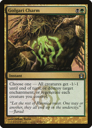 Golgari Charm [Return to Ravnica] | Eastridge Sports Cards & Games