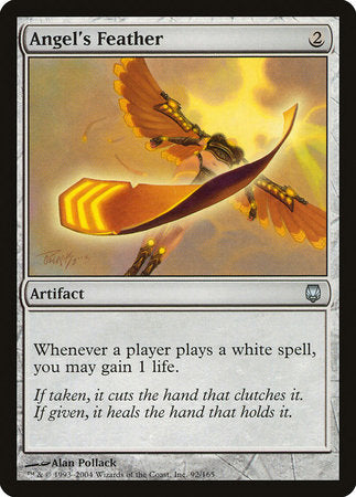 Angel's Feather [Darksteel] | Eastridge Sports Cards & Games