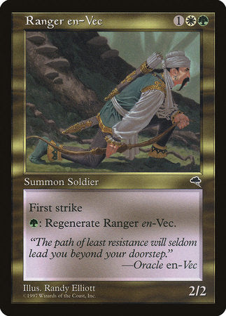 Ranger en-Vec [Tempest] | Eastridge Sports Cards & Games